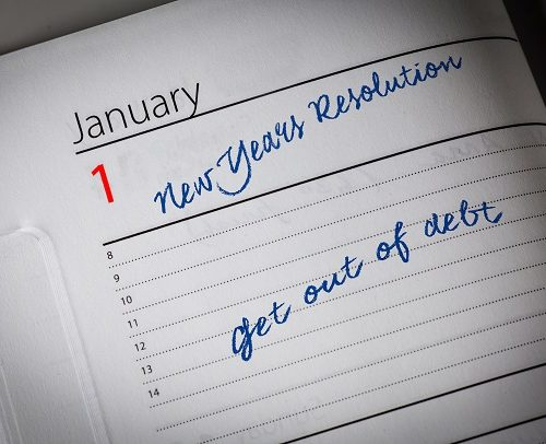 Make A New Year's Resolution For Your Money