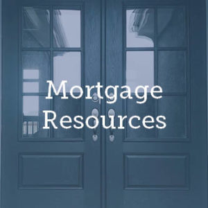 COVD 19 Mortgage Resources